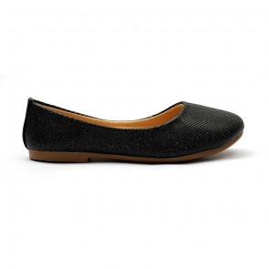 Bachaa Party Stylish Fancy Pumps - Black