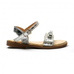 Bachaa Party Girls Sandals - Silver