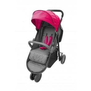 Bachaa Party Foldable Baby Stroller - Pink