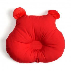 Cuby Baby Pillow Monkey Red