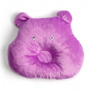 Cuby Baby Pillow Monkey Purple