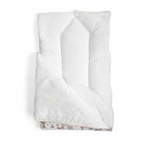 Cuby Baby Carry Nest Fox White