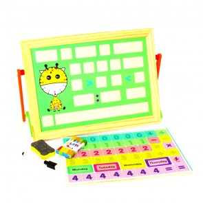 Little Star 2 In 1 Children Learning Drawing Board