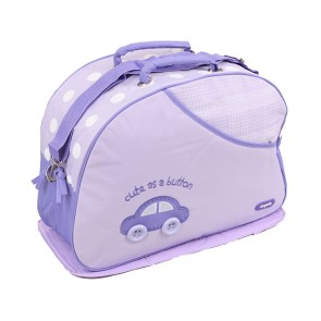 Little Sparks Baby Diapers Bag Purple (Small)