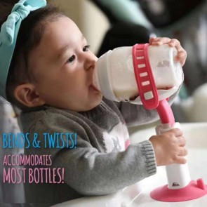 Little Sparks Baby Feeding Bottle Holder Blue