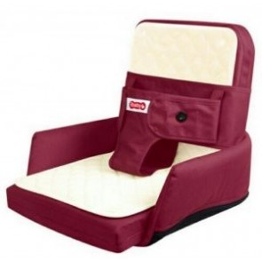 iBaby Multifunctional Baby Bed Maroon