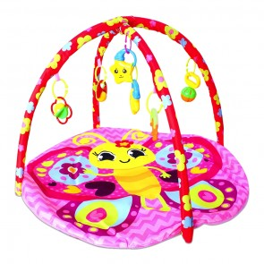 Little Sparks Baby Playgym Butterfly Pink