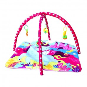Little Sparks Baby Playgym Unicorn House