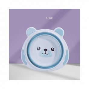 Little Sparks Foldable Baby Washbasin Bear Blue