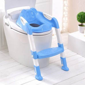 iBaby Kids Ladder Potty Seat Blue