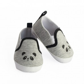 Little Sparks Baby shoes Panda Grey