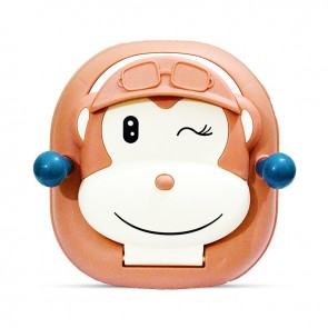 Little Sparks Baby Potty Trainer Monkey Pink