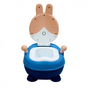 Little Sparks Baby Potty Trainer Rabbit Pink