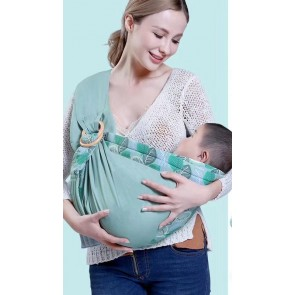 Little Sparks Baby Ring Sling Carrier Navy Blue