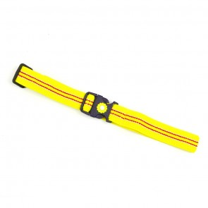 Little Sparks Kids Belt Yellow Stripes