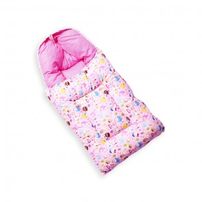 Little Sparks Baby Carry Nest Animal Pink