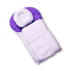 Little Sparks Baby Carry Nest Purple