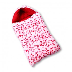 Little Sparks Baby Carry Nest Heart Red