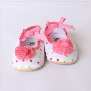 Wonder Child Baby Shoes Multicolor Dots