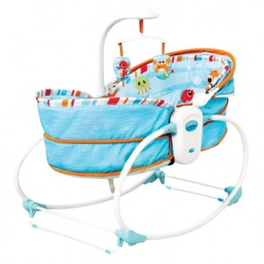 Mastela 5 in 1 Rocker Bassinet