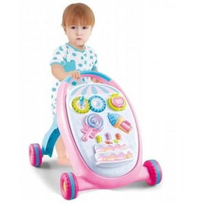 Infantes Activity Walker Learning Sit-To-Stand - Oval