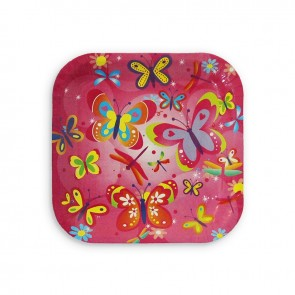 Little Sparks Birthday Disposable Plates 10pcs (6