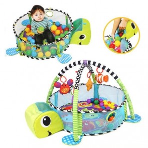 Fitch Baby  Playground Turtle Green