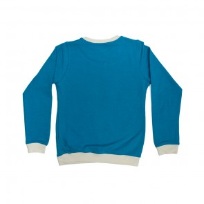 Smart Angels SWEATSHIRT STAR BLUE