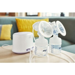 Avent Natural Double Elec.Breast Pump