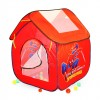Joymaker Spiderman Play Tent Red