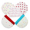 Little Sparks Baby Cap Set Pack Of 5 Multicolor